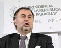 Con la meta de mejorar recaudación, Benigno López asumió en Hacienda
