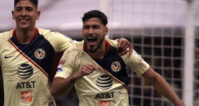 Bruno Valdez marca en goleada del América