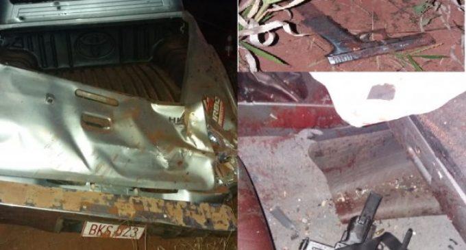 Tres personas capturadas por asesinato de custodio del diputado Robert Acevedo