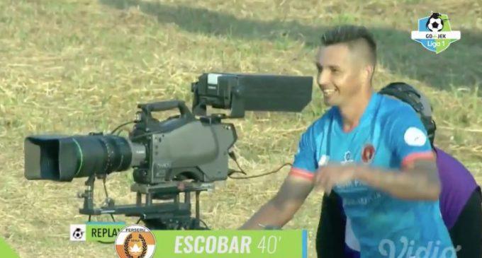 Gol paraguayo en Indonesia
