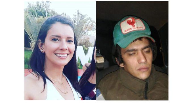 Capturaron a sospechoso de asesinato de estudiante brasileña