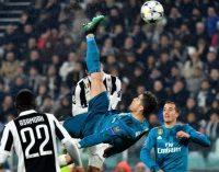 Gol de Cristiano es electo como el mejor de Europa
