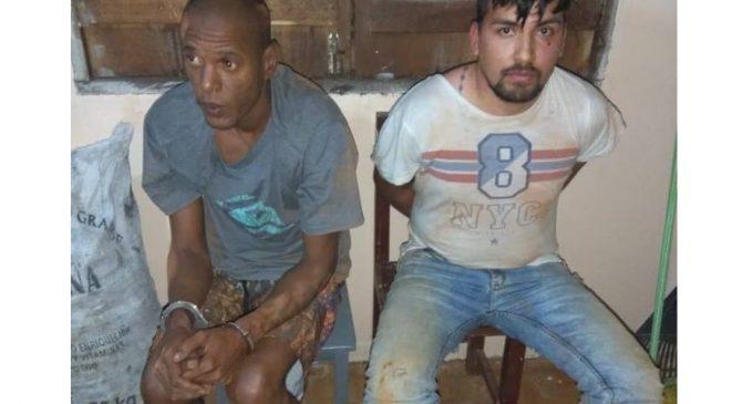 Capturan a dos implicados en asalto y asesinato en Guairá