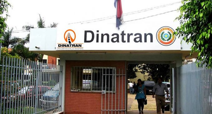 Desmienten que Dinatran esté sitiada por sindicalistas