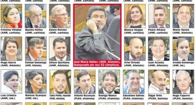 """""""Quienes se abstuvieron, acompañaron a Ibáñez hasta la cornisa pero no se animaron a saltar con él"""", dice diputada"""