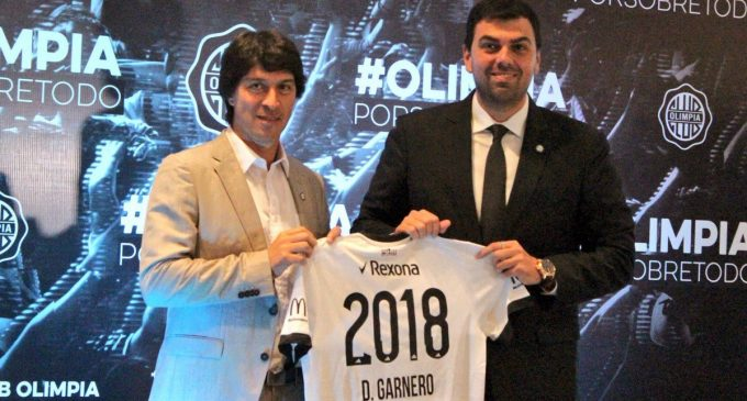 """Roque: Garnero """"no tiene permiso"""" para dejar Olimpia"""