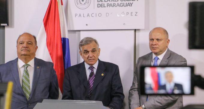 Sector rural, industrial y bancario piden seguridad a Mario Abdo