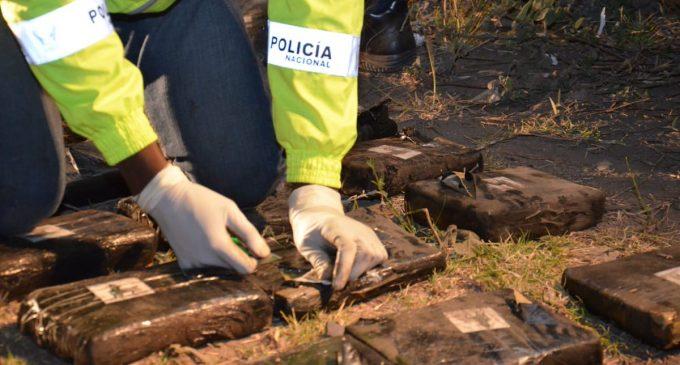 Encontraron 579 kilos de droga en el autobús que dejó más de 20 muertos en accidente en Ecuador
