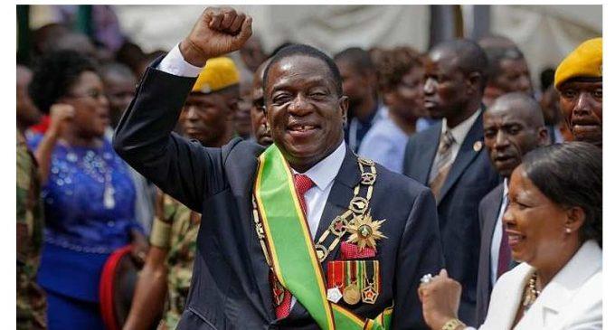 Oficialismo gana las elecciones presidenciales de Zimbabue