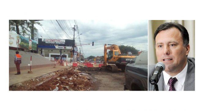 Abogado de frentistas pide imputación contra Jiménez Gaona