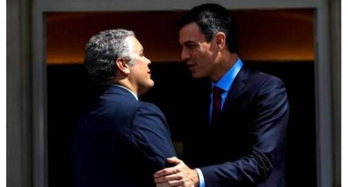 España se ofrece como albergue de negociación entre gobierno colombiano y guerrilla