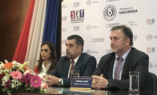 """Nuevo viceministro de Tributación apunta a combate al contrabando """"en todos los frentes"""""""