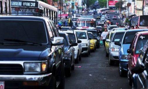 Concejal propone plan de descongestión vial