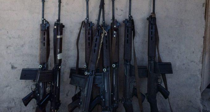Continúan investigaciones sobre desaparición de 42 fusiles de la Policía Nacional