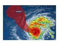 El huracán Lane desata inundaciones y deslaves mientras se acerca a Hawai
