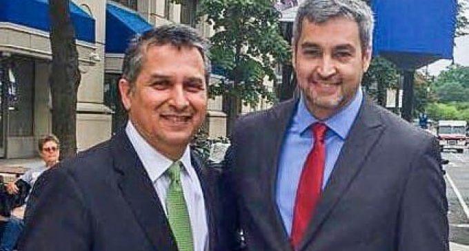 """Marito crea """"Unidad de Gestión"""" y nombra a Hugo Cáceres"""