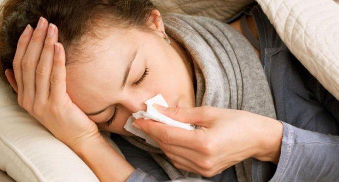 Más del 90% de cuadros respiratorios se deben al virus Influenza A, informa Salud Pública