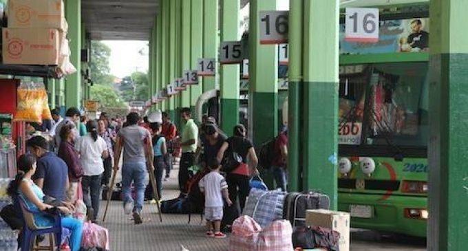 No existe voluntad para mejorar situación de la Terminal, aseguran transportistas
