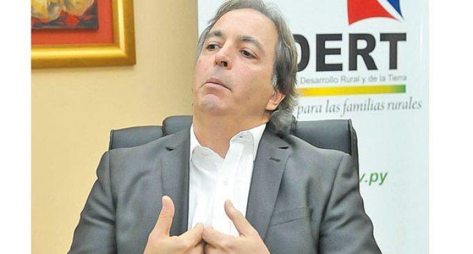 """Justo Cárdenas denuncia """"campaña de persecución"""""""