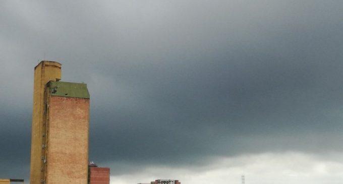 Anuncian martes inestable y lluvioso