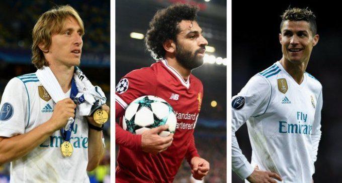 Los tres mejores del año