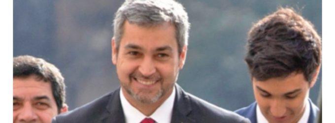 Marito asume como Presidente de la República