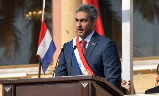 """Mario Abdo Benítez: """"La impunidad es el cáncer a vencer a nuestro país"""""""
