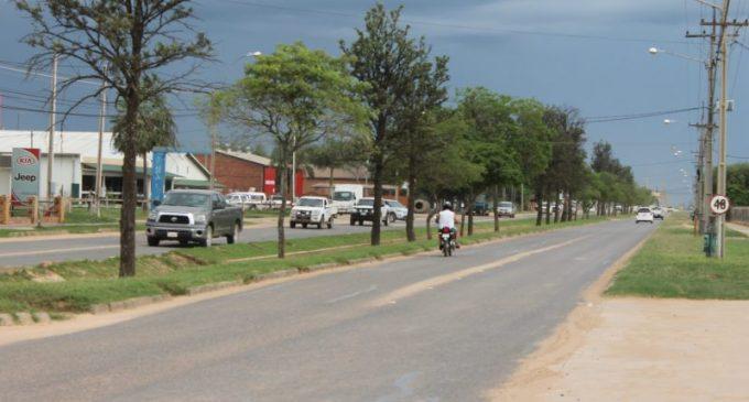 Lanzan alerta de tormentas para ocho departamentos