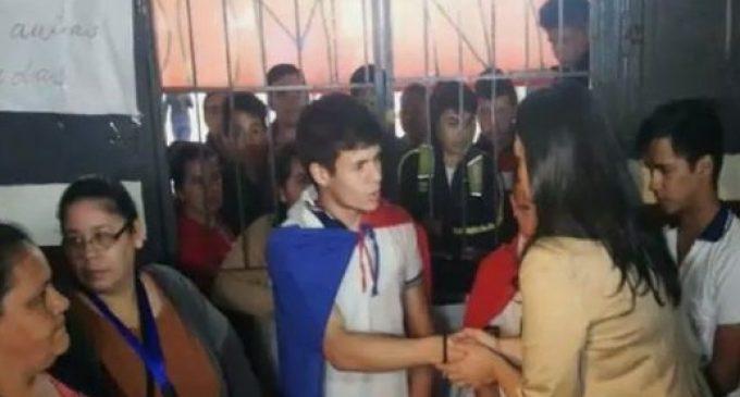 Levantaron toma del colegio República Dominicana