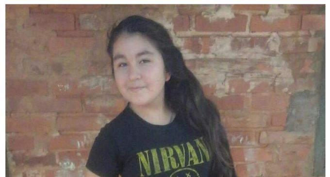 Denuncian desaparición de una adolescente de 13 años