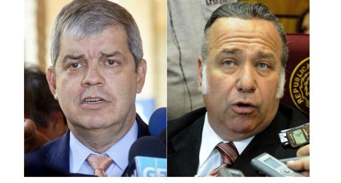 """Riera: """"Conviviré con González Daher porque la democracia nos da la oportunidad"""""""