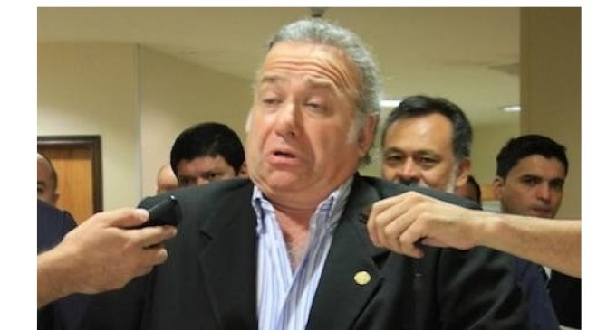 Invitan a nueva convocatoria para escrache contra González Daher