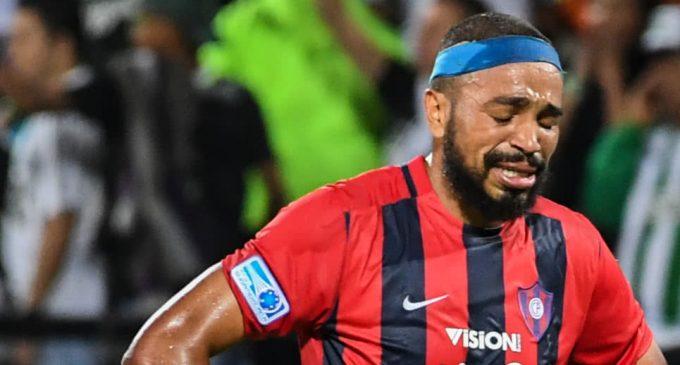 Álvaro Pereira, lesionado otra vez