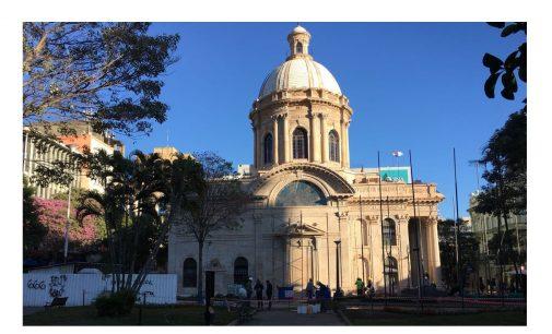 Panteón Nacional de los Héroes fue restaurado por completo