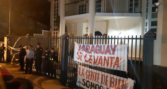 """""""No vamos a parar hasta que renuncie González Daher"""", garantizan manifestantes"""