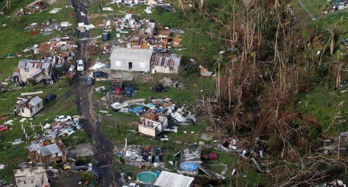 Puerto Rico: el huracán María dejó cerca de 3.000 muertos