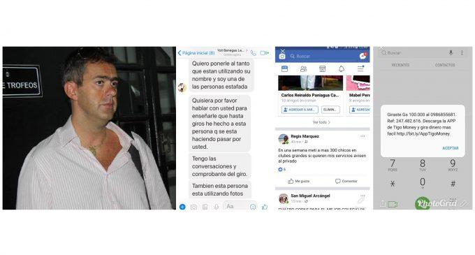 El empresario de futbolistas Regis Marques denuncia a estafador