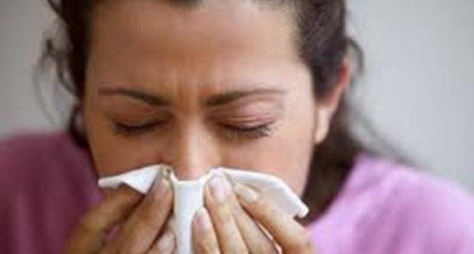 Alerta por incremento de cuadros respiratorios