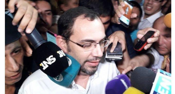 Raúl Fernández Lippmann se abstuvo de declarar
