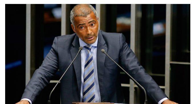 Romário oficializa su candidatura a gobernador de Río de Janeiro