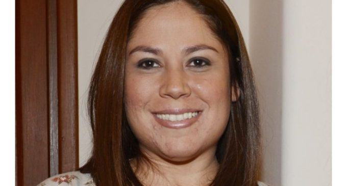 Patricia Samudio es designada como titular de PETROPAR