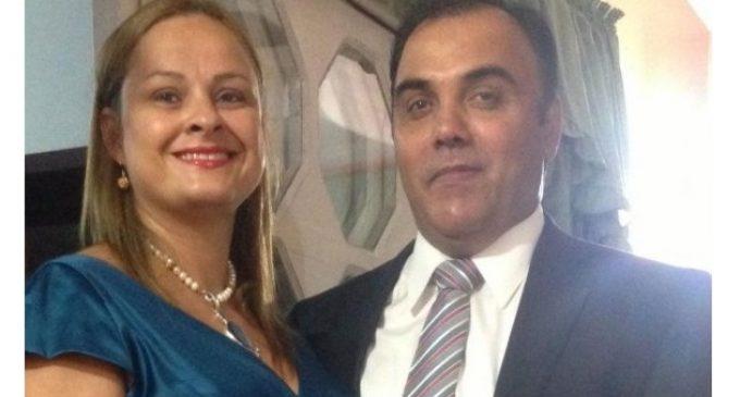Se entregó esposa de Javier Díaz Verón