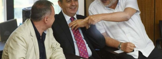 """""""Tienen todo el derecho de no participar"""", dice Villamayor sobre ausencia de cartistas y Frente Guasu"""