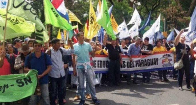Centrales sindicales celebran rechazo de Superintendencia de Jubilaciones