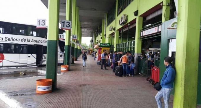 Transportistas reclaman inicio de obras en Terminal