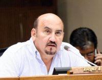 Diputado liberal plantea reglamentación sobre comisión de delitos comunes de legisladores