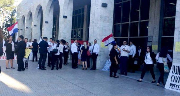 Funcionarios del Poder Judicial inician hoy paro escalonado