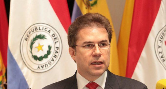 "Embajada en Israel: Canciller afirma que Paraguay ""vuelve a ser respetuoso de la política internacional"""