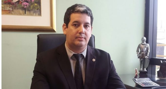 Alfredo Mongelós es nombrado director interino de SINAFOCAL