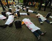 América Latina es la capital mundial del homicidio, revela informe